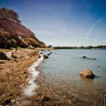 Steilküste, Halbinsel Devin - Graufilter