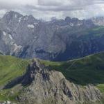 Marmolada Massiv - Dolomiten