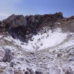 Der Krater des Pico del Teíde, Teneriffa