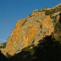 Abendstimmung im Canyon