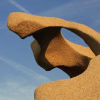 Tafoni, natürliche Granitskulpturen im Norden Sardiniens