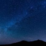 Milchstraße über dem Pico del Teide
