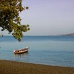 Ein morgendlicher Blick aus dem Fenster: Wir sind in der Karibik!