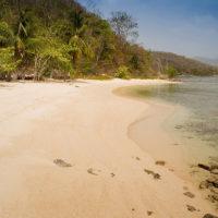 Einsamer Strand - Isla de Arapo