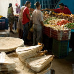 Markt in Santa Fé