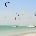 Kitesurf-Paradies Coche Island