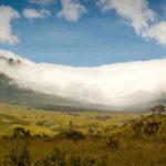 Zwischen Kukenán und Roraima türmen sich die Wolken