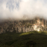 Panorama des mächtigen Roraima Massivs