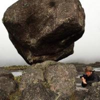 Fantastische Felsen, wohin man kommt...