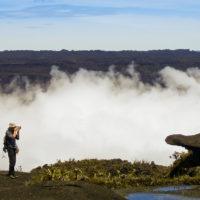 Die engste Stelle zwischen Roraima und Kukenán
