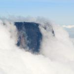 Dicke Wolken bauen sich innerhalb von Minuten auf