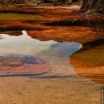 Kristallklares Wasser auf dem Roraima